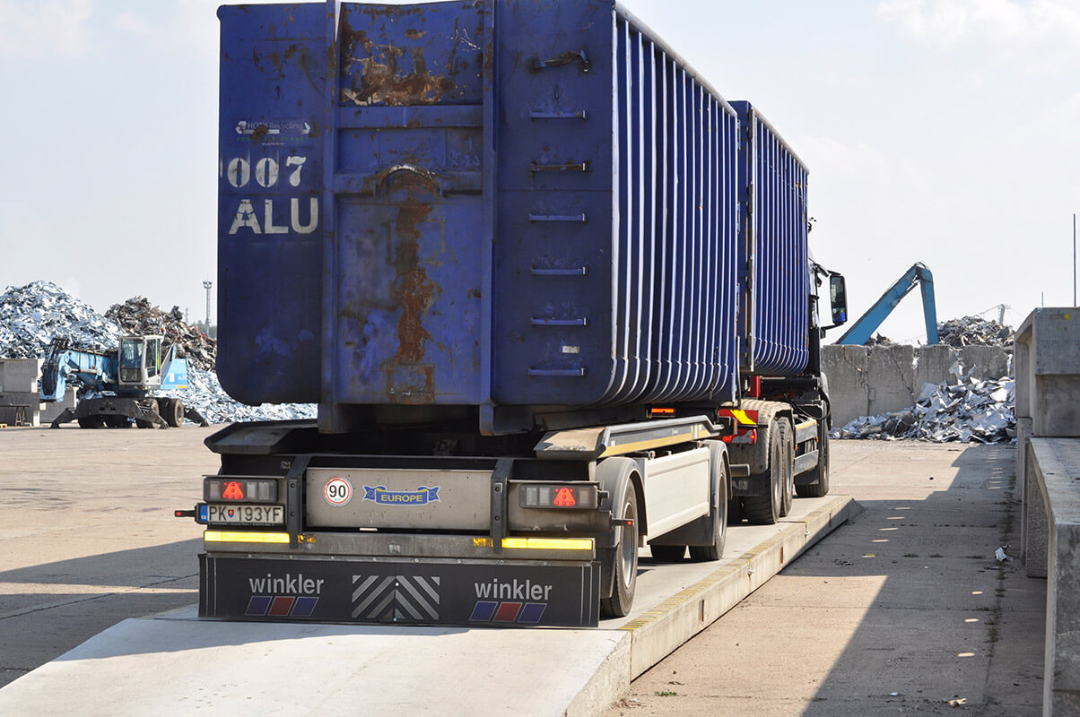 Innerstaatliche und internationale Logistik