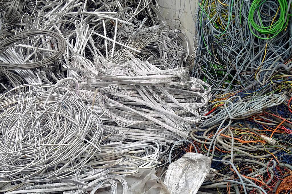 Spracovanie káblov